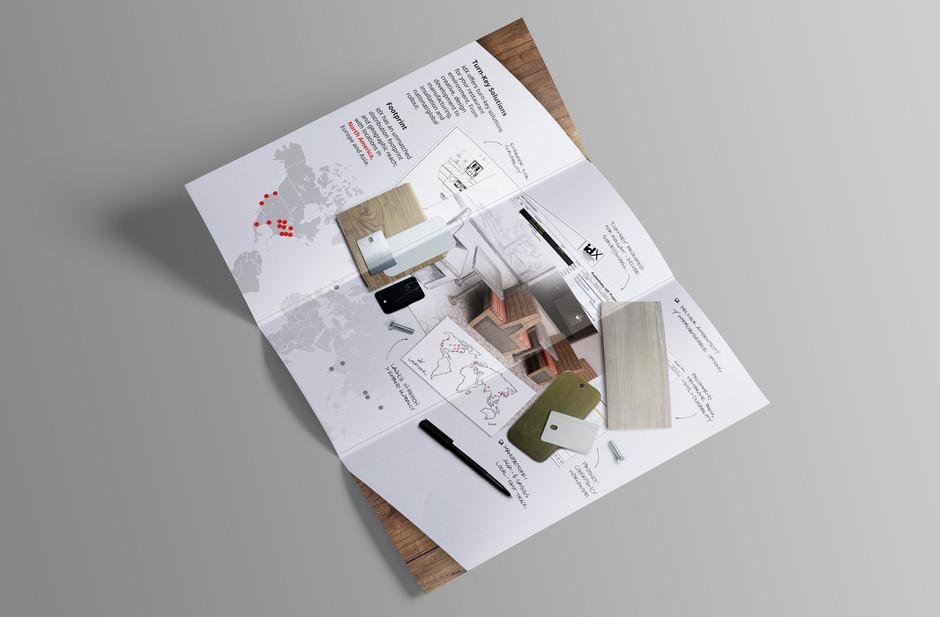 idX Corporation Tri-Fold