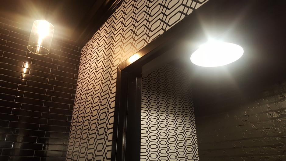 idX Corporation wallpaper design