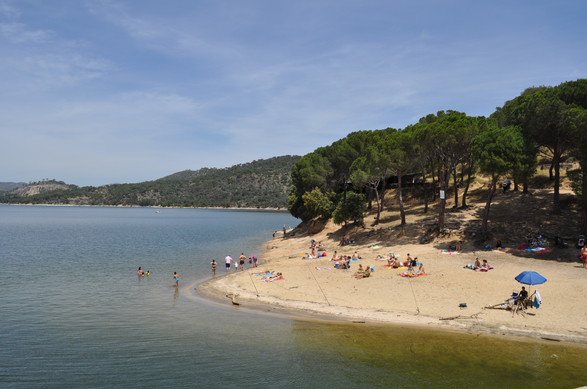 Holiday Blues: Dip Lago