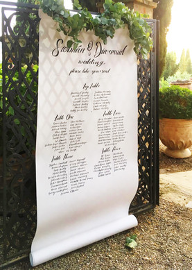 Siobhan and Diarmuid Wedding Script