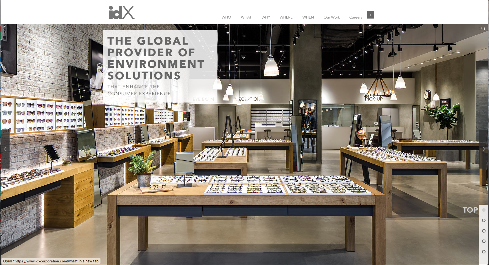 idX Web Design
