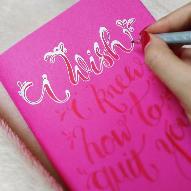 pink silver pen lettering.jpg