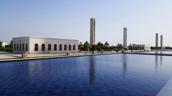 Holiday Blues: Abu Dhabi