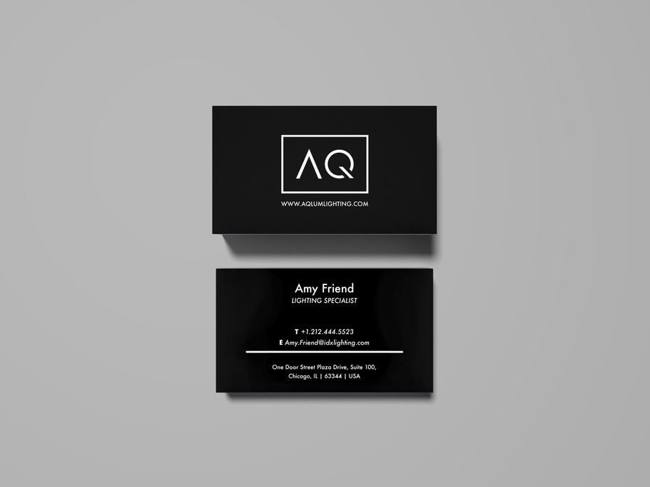 AQLUM Business Cards