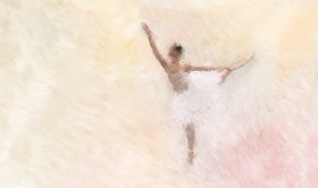 Animation and flip book artwork creation for the Royal Ballet
