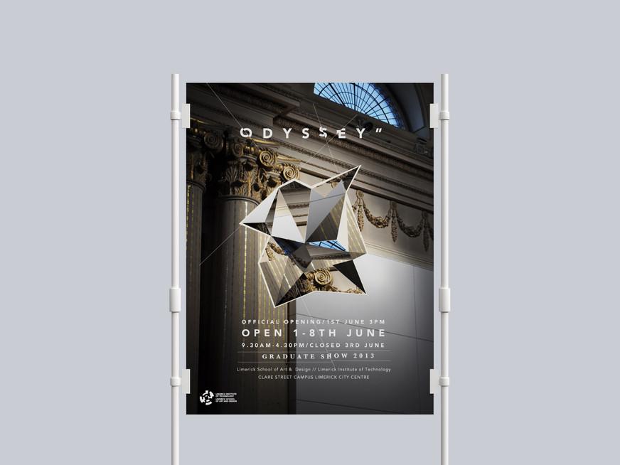 Odyssey Poster