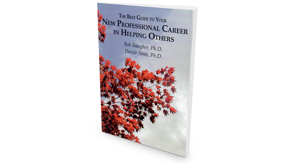 The Best Guide to Your New Professional Career in Helping Others