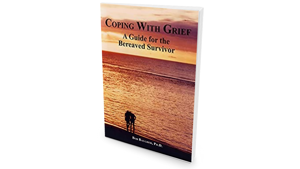 Coping with Grief: A Guide for the Bereaved Survivor