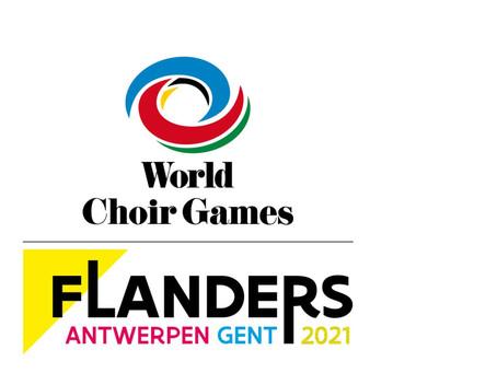 OPROEP: Voice Care Corner @ World Choir Games op zaterdag 31 oktober en zondag 6 november