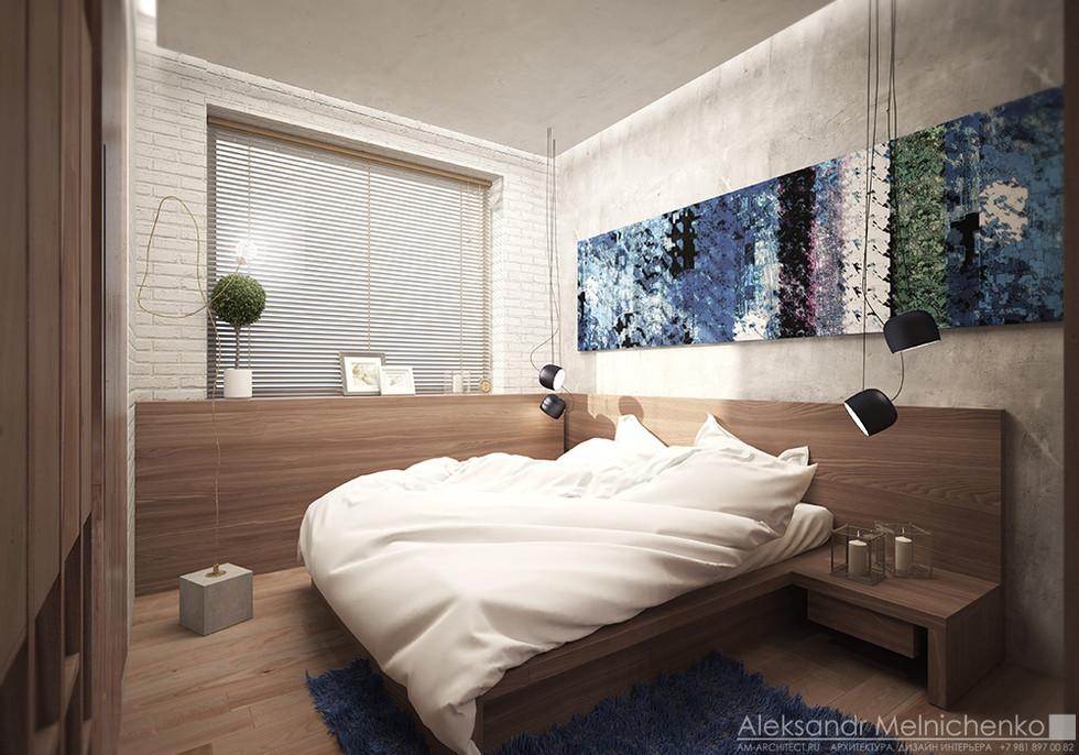Дизайн-проект студии на Ленинском