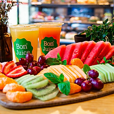 Fruit platter small