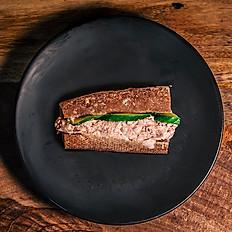 Tuna Baguette Half