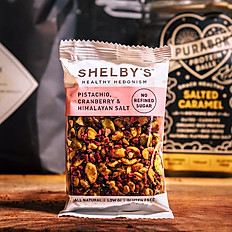 Pistachio, Cranberry & Himalayan Salt Shelby's