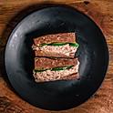 Tuna Baguette Full