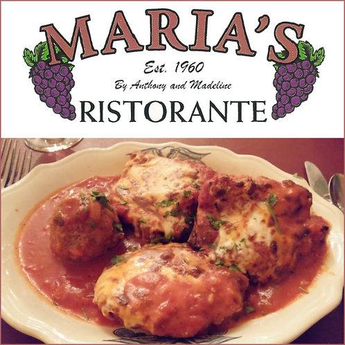 Maria's Ristorante