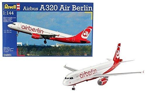 AEREO AIRBUS A320 AIR BERLIN 1:144