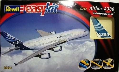 EASY KIT AIRBUS A380 1:288