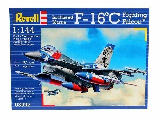 F-16 C FALCON 1:144