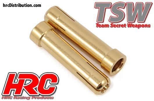 HRC TSW PRO RACING RIDUZIONE TUBE 5.0mm TO 4.0mm