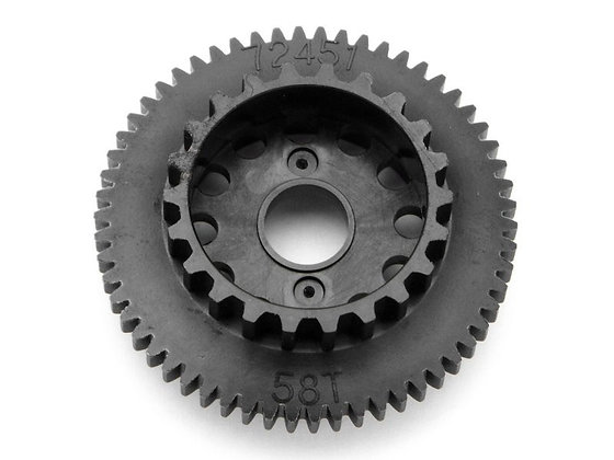 HPI 72451 SPUR GEAR 58T (MICRO RS4)