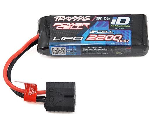 TRX BATTERIA LIPO 7.2V 2200mAh 25C  CAR 1/16 TRAXXAS
