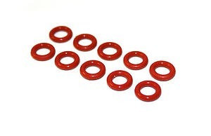 HPI O-RING SILICONE 5x9x2mm