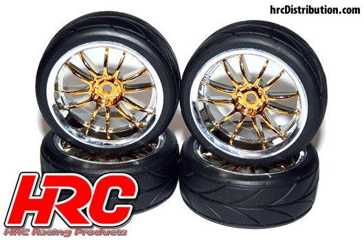 HRC SET RUOTE 1/0 STRADA-V