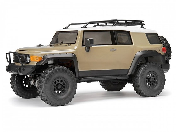 HPI CRAWLER TOYOTA FJ SANDSTROM 1/10 4WD