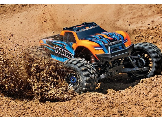 TRX MOSTER TRUCK MAXX 1/10 4WD EP RTR