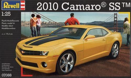 CAMARO SS 2010 1:25