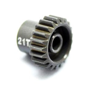 AM PIGNONE 21T 48P (7075HARD)