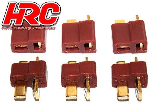 HRC 9030 CONNETTORI ULTRA T GOLD