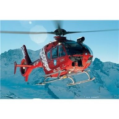 EC135 AIR ZERMATT 1:32