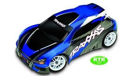 TRAXXAS CAR RALLY 1/16 EP RTR