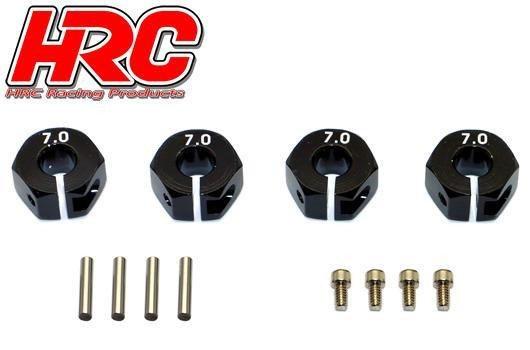 HRC ADATTATORE RUOTA 1/10 TOURING 7mm