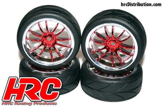 HRC SET RUOTE STRADA-V 1/0