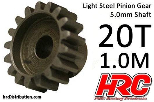 HRC71020 PIGNONE 20T 1.0M - 5mm