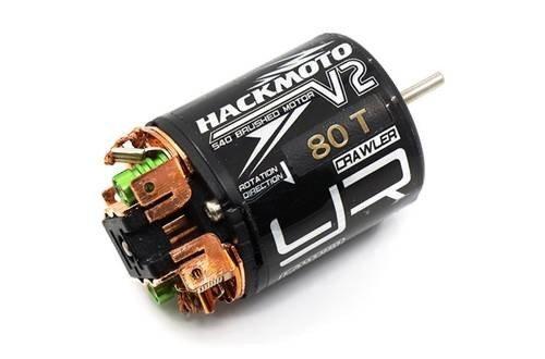 HACKMOTO V2 80T 540 BRUSHED 1/10