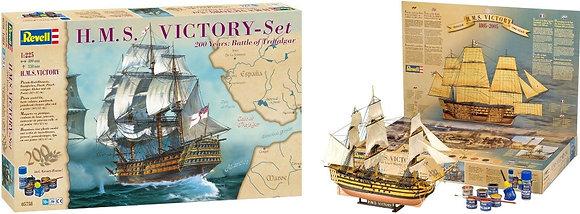 H.M.S.VICTORY-SET 1:225