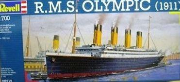 R.MS.OLIMPIC1911 1:700