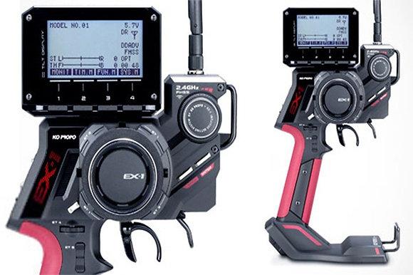 KO-PROPO RADIO EX-1 KIY 2,4GHz FHSS
