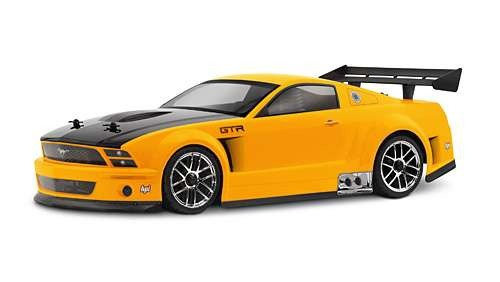 HPI SCOCCA FORD MUSTANG GT-R 200mm