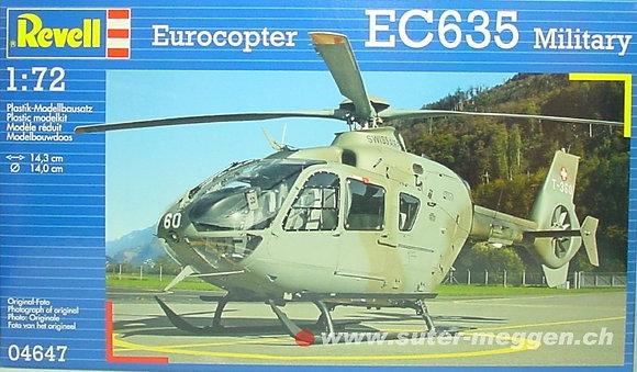 EUROCOPTER EC 635 1:72