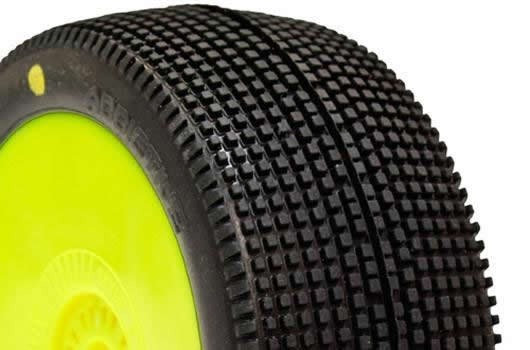 PCY1010-P2 GOMME ADDICTIVE BUGGY 1/8