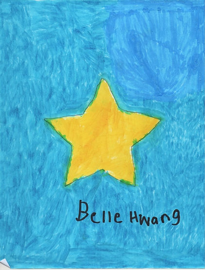 Dec art Belle Hwang k star This is the s