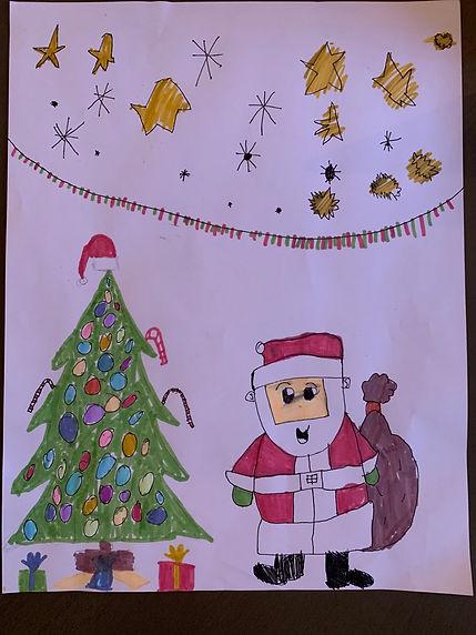 dec Olivia Westerlund 2nd Christmas Nigh