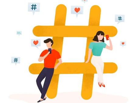 Hashtags (#), por que usar?