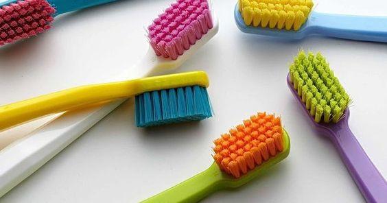 Dicas de como cuidar da sua escova de dentes