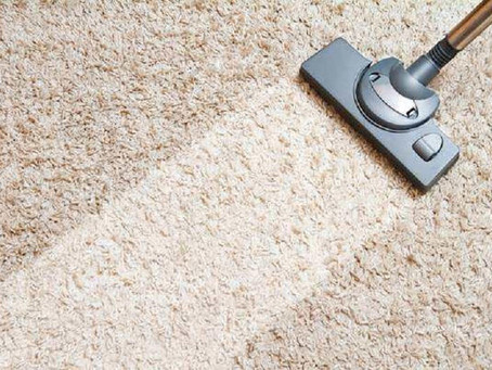 Como realizar a lavagem correta do seu tapete?