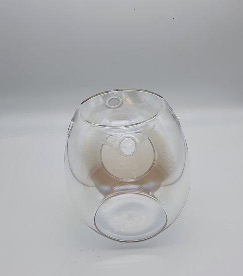 Pearl Clear Wax Burner